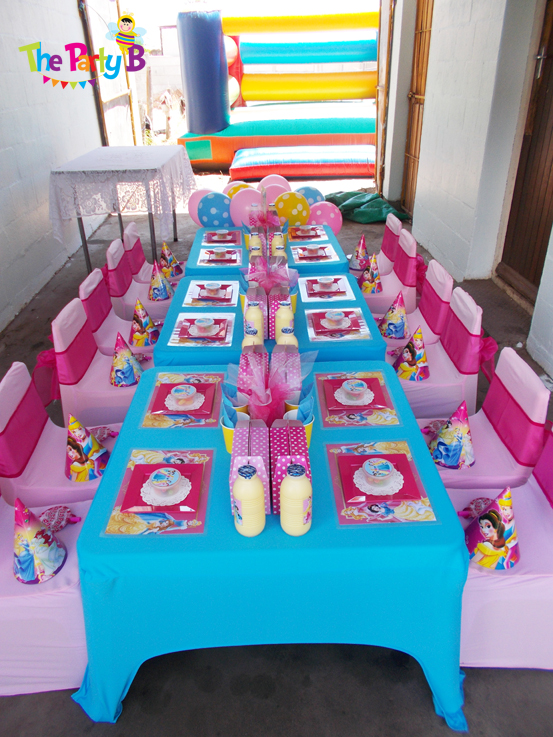 disney princess themed tea party cape town - The Party B | Kids party set-ups and decor hire cape town & disney princess themed tea party cape town - The Party B | Kids ...